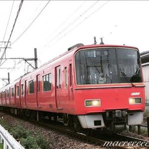 名鉄3500系2次車  3510F