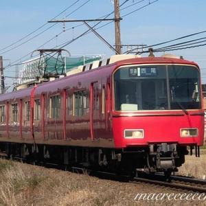 名鉄6800系3次車金魚鉢   6810F
