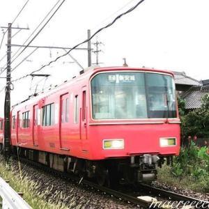 名鉄6800系4次車金魚鉢  6826F