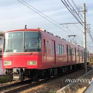 名鉄6800系3次車金魚鉢 6817F