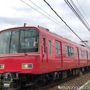 名鉄6800系3次車金魚鉢  6812F