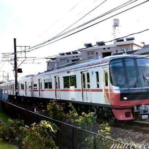 名鉄3300系2次車 3303F