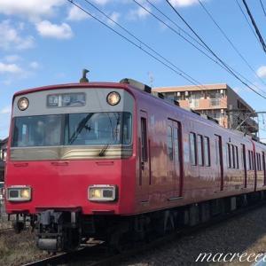 名鉄6000系9次車 6046F 9次車の特徴を覚えよう