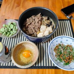 冬の愉快なおっさんの晩飯は鍋が多い