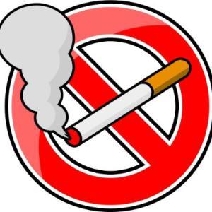 禁煙でイライラする愉快なおっさん