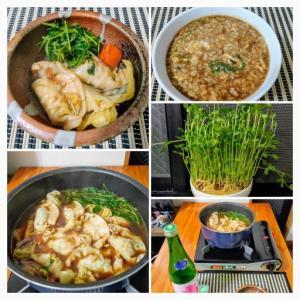 鍋が好きな愉快なおっさんの2月の晩飯や!