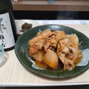 スーパー玉出で入手した200円のカンパチのアラを大根と炊く愉快なおっさん
