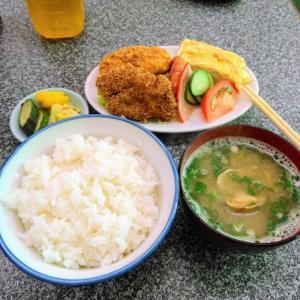 江戸川でランチを食う愉快なおっさん