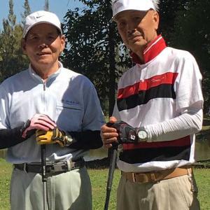 チェンマイでブラブラ 週2回のゴルフ