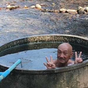 チェンマイで温泉に チェンダオ