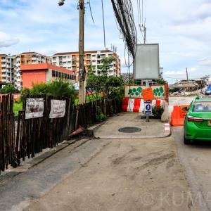 【タイ・バンコク】ドンムアン国際空港からのタクシーの乗り方をご紹介