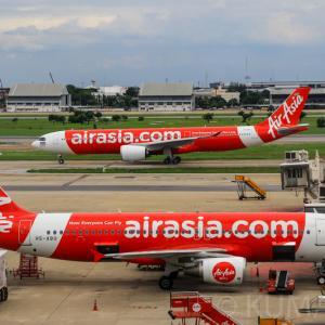 【エアアジア特集】特別塗装機がいっぱい!ドンムアン空港でタイ・エアアジア・エックスのA330neoを撮影