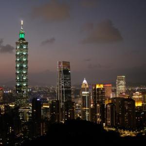 台北旅行記を更新しました
