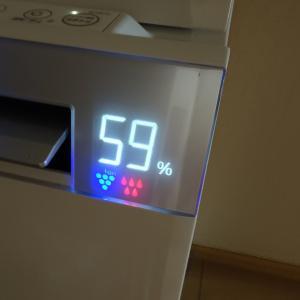 空気清浄機、1か月に1度のお手入れ