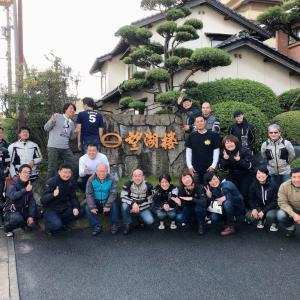 2019/10/21◆秋の1泊ツーリング!無事終了していますっ(^ω^)