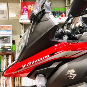 2021/4/16◆またもや入荷!「SUZUKI V-Strom650」!