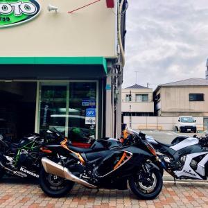 2021/6/12◆でっかいバイク大集合~(笑)