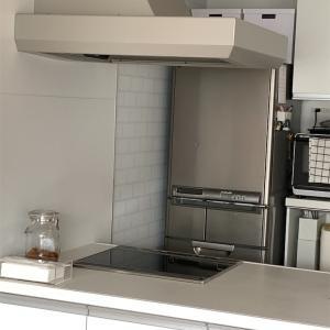 洗濯機を買い替えたらキッチンの意外なものが片付いた!