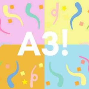 dアニメストアで配信されているMANKAI STAGE『A3!』の作品まとめ