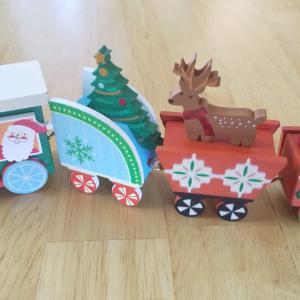 3COINSで見つけたかわいいクリスマス飾り