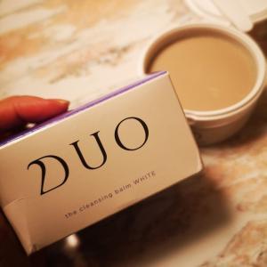 お肌のくすみ対策に D.U.O. ザ クレンジングバーム ホワイト