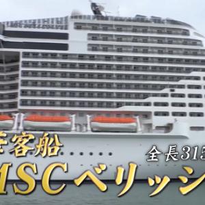 豪華客船で行く10日間の旅に申し込みました。