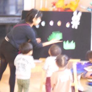 一人一人が自慢の生徒さん 【1歳児 英語でリトミック 2019年3月】