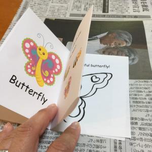ミニミニ英語絵本  英語でリトミック 園児さんクラス