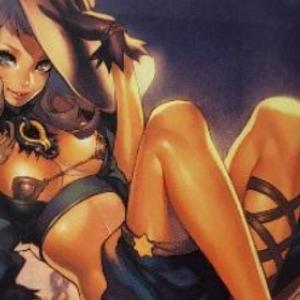 LoVシリーズサイドストーリー【偉大なる魔女のサーガ】暗黒騎士と光の魔女