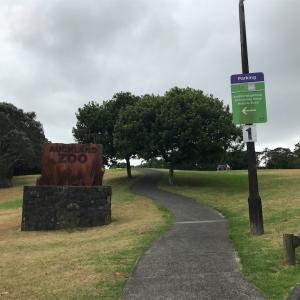 【ニュージーランド親子留学】オークランド動物園にATホップカードを使って行ってみました!