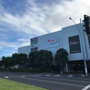 【ニュージーランド親子留学】St Lukes(セントリュークス)のショッピングモールへ行ってみる