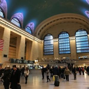 【ニューヨーク単身2人子連れ旅行】電車で2時間イェール大学のあるニューヘイブンへ