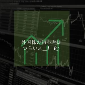 【投資】外国株の初心者はつらいよ❗分かった2つのこと(VNMの値が表示されない、VOOの定期買付の最低金額)