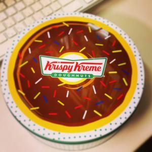 「クリスピー・クリーム・ドーナツ」のドーナツがラスクになって登場しました!