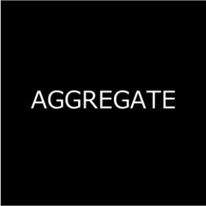 AGGREGATE関数 指定された集計方法でデータベースの集計値をかえします