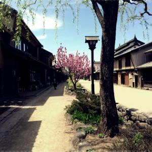 海野宿へ行きました。(長野県東御市)