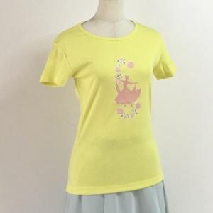 気分を明るく☆ビタミンカラーTシャツ
