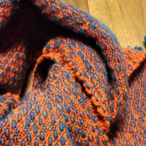 紋レップ織り