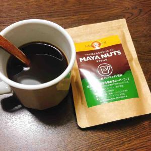 マヤナッツコーヒーの夜