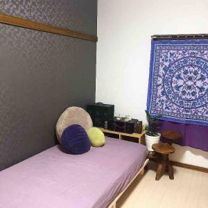 新居の寝室とお気に入りの寝具