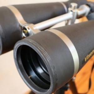 星空を観るために買った双眼鏡 Vixen アーク BR 12×80WP