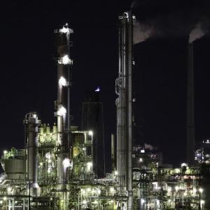 キットレンズで工場夜景撮影に挑戦