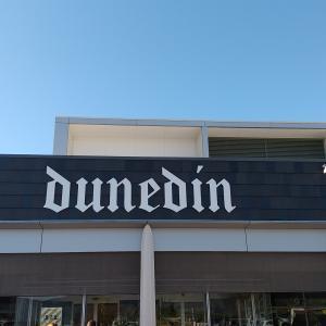 初めてのダニーデン