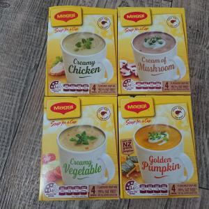 スープはどの味?