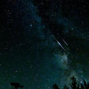 今からでも見て欲しいペルセウス座流星群動画!&ホロスコープ的な解釈について。