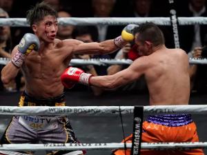 WBAスーパー,IBF世界バンタム級王座統一戦 ノニト・ドネア VS 井上尚弥