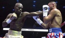 WBAスーパーウェルター級ゴールド王座戦 ミシェル・ソロ VS セドリック・ビトゥ