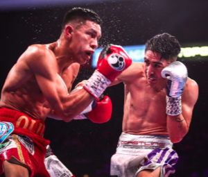 WBA世界スーパーフェザー級スーパー王座決定戦 レオ・サンタ・クルス VS ミゲル・フローレス