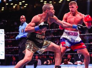 WBA世界ミドル級暫定王座決定戦 クリス・ユーバンクJr VS マット・コロボフ