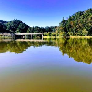 2019.10.23亀山湖